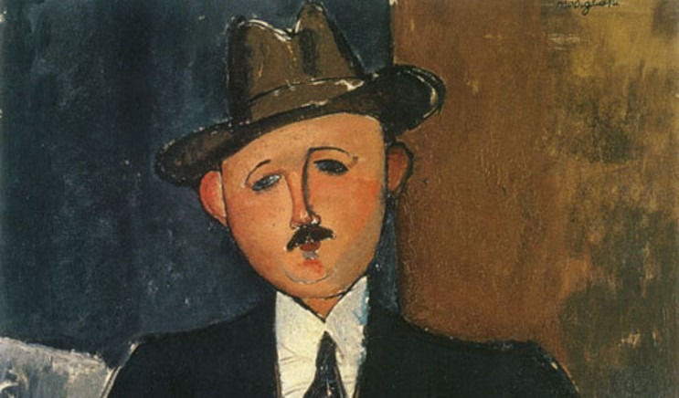 Amedeo Modigliani: 'Nazi-looted' Modigliani Painting Seized After Panama