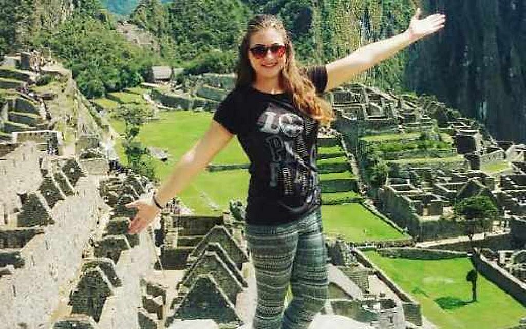 Shira Roth of Jerusalem, who died in Peru after suffering altitude sickness (Facebook)