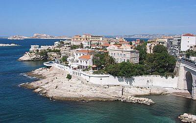 Marseilles, France (Wikimedia Commons/CC BY SA 3.0)
