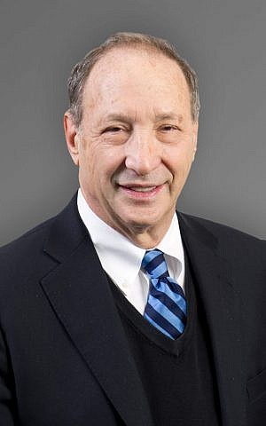 Bruce Ratner, Chair of the Museum of Jewish Heritage. (The Museum of Jewish Heritage)
