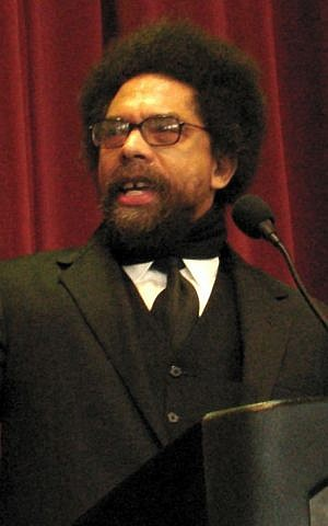 Cornel West (Esther /flickr / Wikipedia)