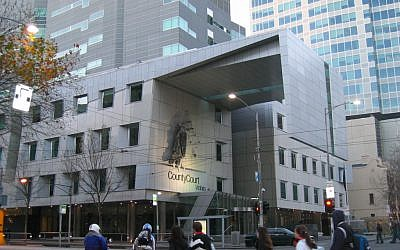 The County Court of Victoria in the legal precinct of Melbourne's central business district, opposite the Supreme Court and Melbourne Magistrates' Court. (Wikimedia Public Domain)