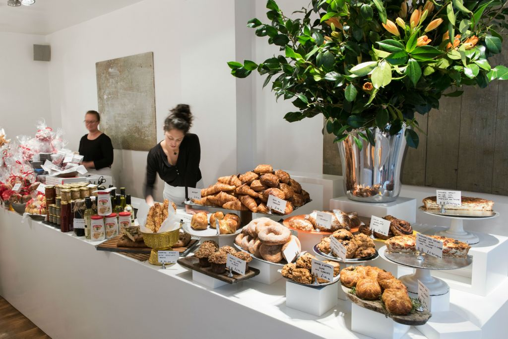 Ottolenghi location in Notting Hill, London (courtesy)