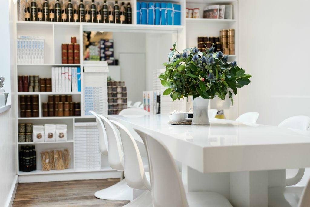 Interior, Ottolenghi (courtesy)