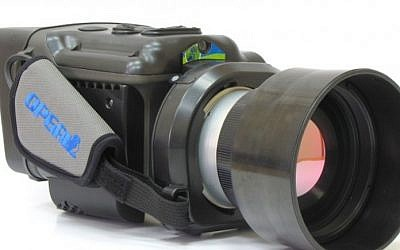 OpGal EyeCGas camera (Courtesy)
