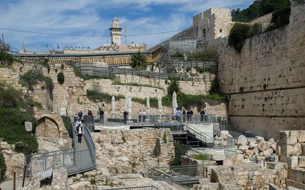 Construction of permanent pluralistic pavilion begins at