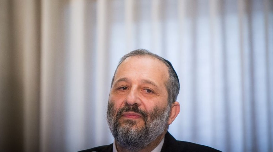 Deri and his wife interrogated as police arrest 14 in probe | The ...