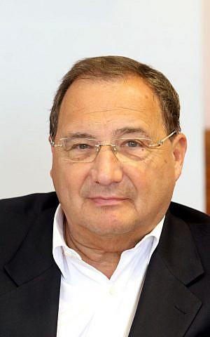 Abraham Foxman, National Director Emeritus for the Anti-Defamation League (The Anti-Defamation League)