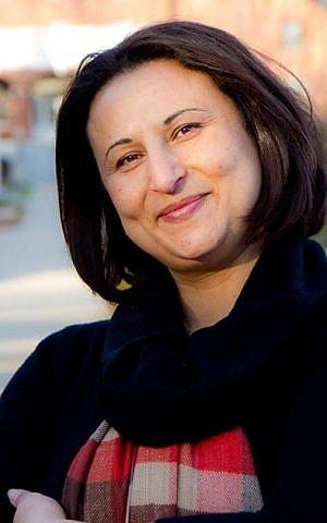 Huda Abuarquob, Regional Director of ALLMEP (Credit: ALLMEP website)
