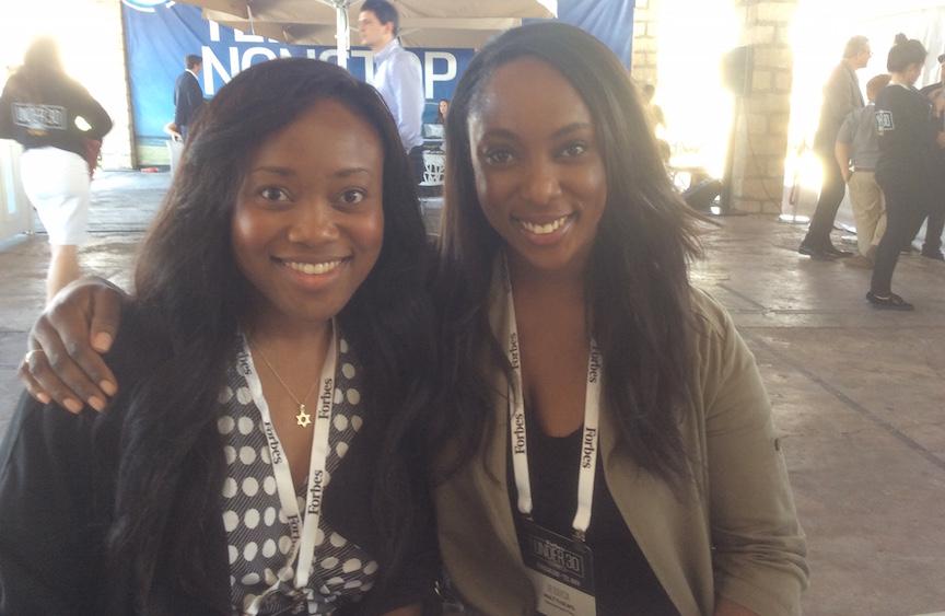 Tiana Idoni Matthews(L) and Jessica O. Matthews (Courtesy)