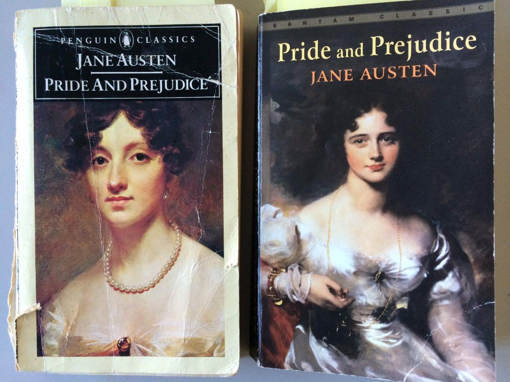 jane austens use of coincidence in pride and prejudice essay The publishing history of jane austen  1814 on his having read pride and prejudice  deborah barnum of jane austen in vermont has written a detailed history.