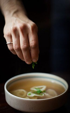 Kreplach Soup from The Gefilteria (starchefs.com)