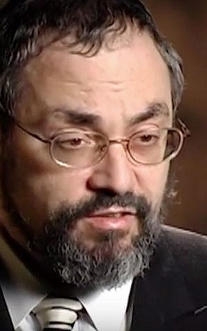 Rabbi Mordecai Tendler 'was accused of propositioning women while serving in his role as either rabbinic counselor or religious arbiter,' according to the RCA in 2005. (YouTube screenshot)