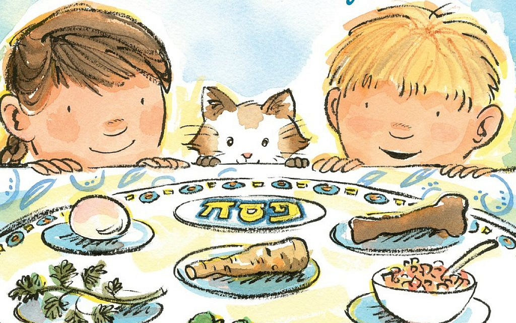 Kids Can Read A Lot More Than The Haggadah This Passover