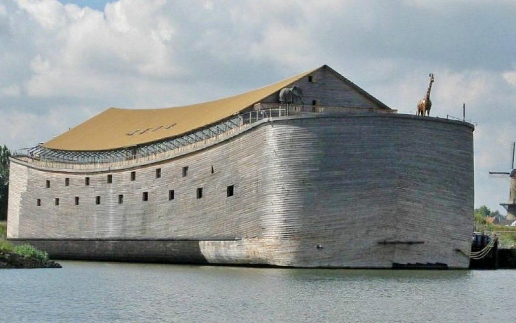 Dutch Noah's Ark replica sailing to Rio for Olympics | The ...