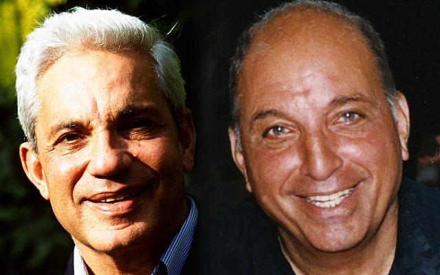 Simon Reuben and David Reuben (Courtesy)