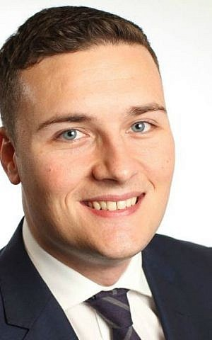UK Labour MP Wes Streeting was elected in 2015 to represent the Ilford North district (courtesy)