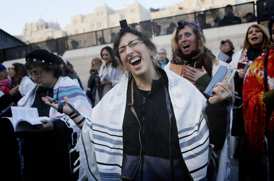 Haredi Jews In Israel: Attorney General Bans Women Of The Wall Priestly Blessing