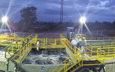 A new Aqwise system in Mexico (Courtesy)