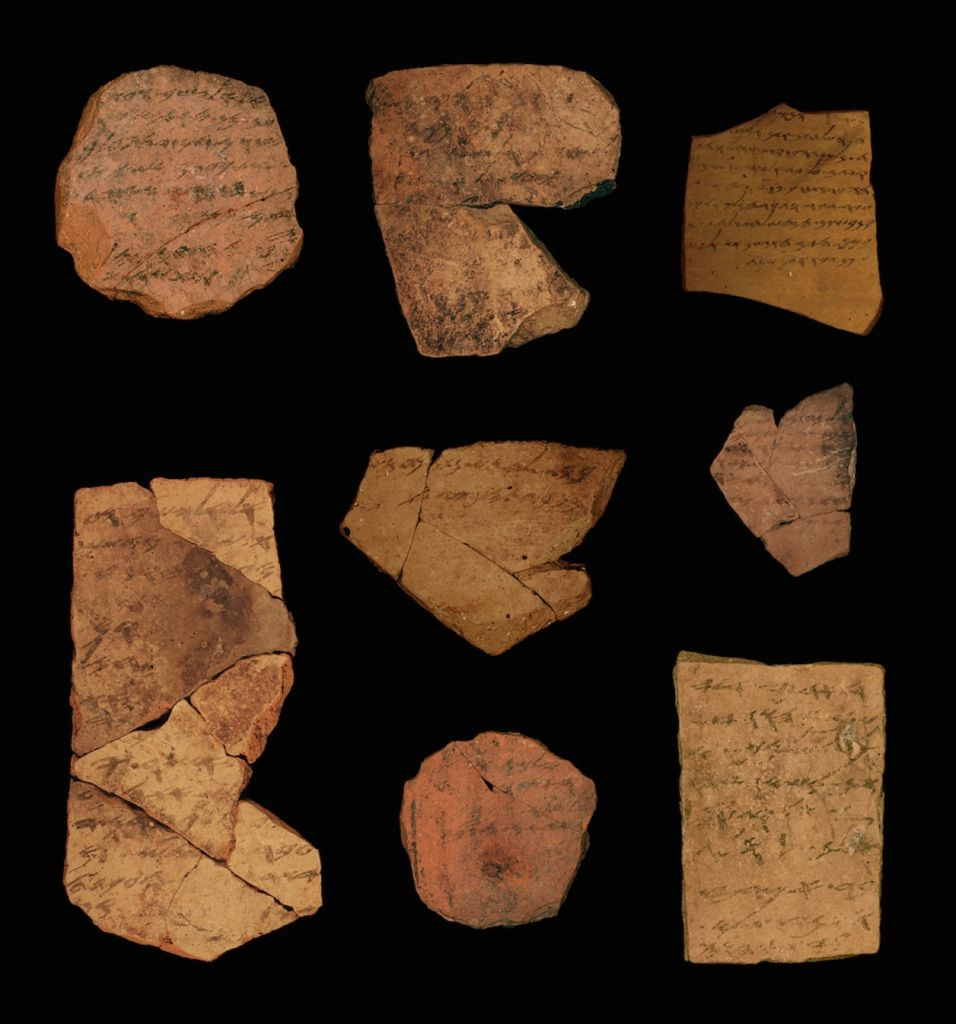 Image result for The Arad Ostraca