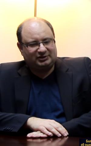 Ariel Marom (Screenshot il24TV.ru)
