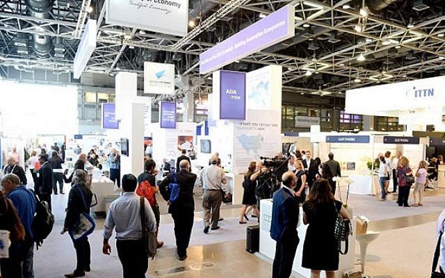 The IATI-Biomed conference and exhibition (Courtesy)