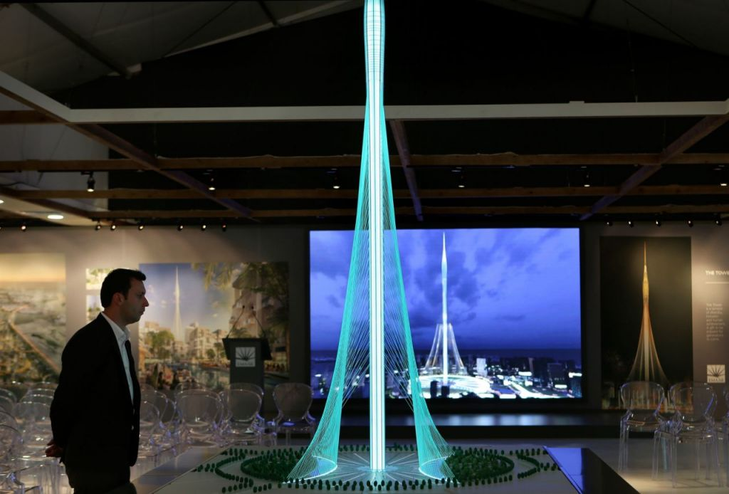 bar design in dubai alegra, burj khalifa builder to erect even larger tower in dubai | the times, Design ideen