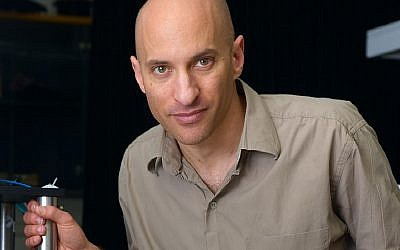 Technion physicist Dr. Jeff Steinhauer (Courtesy)
