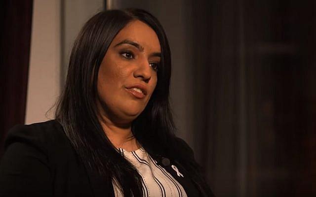 Labour MP Naz Shah (YouTube screenshot)