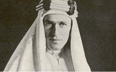 Lawrence of Arabia. (Public Domain)