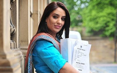 Labour MP Naz Shah (Facebook)