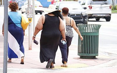 Illustrative: Obesity (Pixabay)