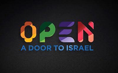 'Open a Door to Israel' (Israel's MFA)