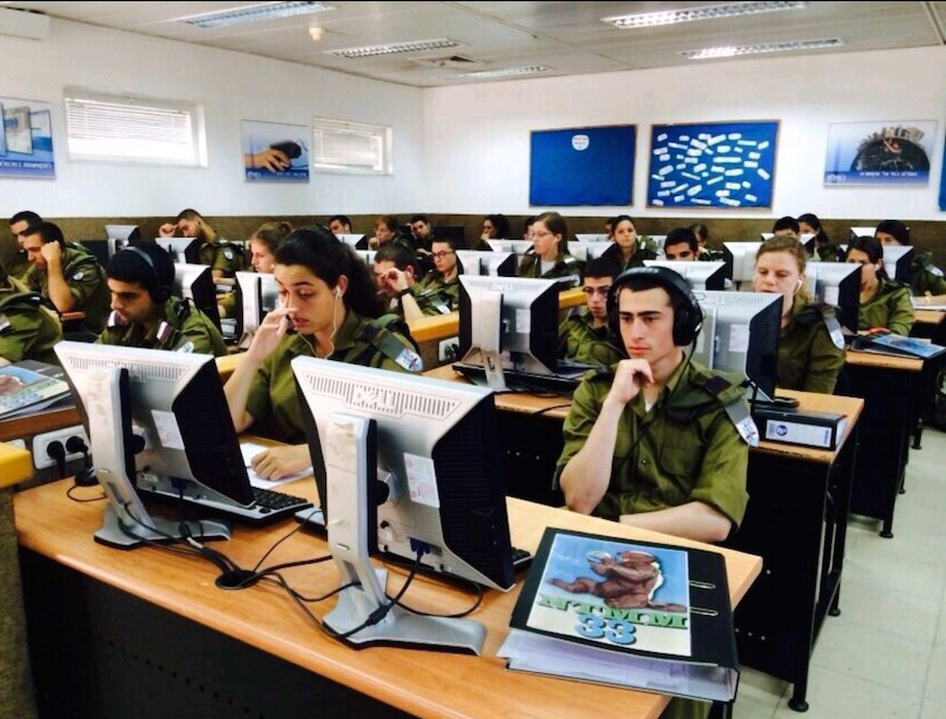 The programming school that keeps the IDF running | The
