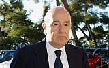 Joseph Safra in 2002 (AP Photo/Lionel Cironneau)