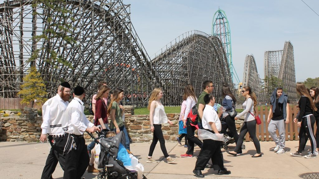 Great Adventure: How a NJ amusement park goes Orthodox for