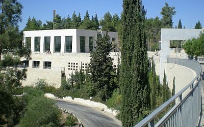 "Yad Vashem, ""a hand and a name,"" was established in 1953 to commemorate the victims of the Holocaust and recognize non-Jews who helped Jews survive the war. (Shmuel Bar-Am)"