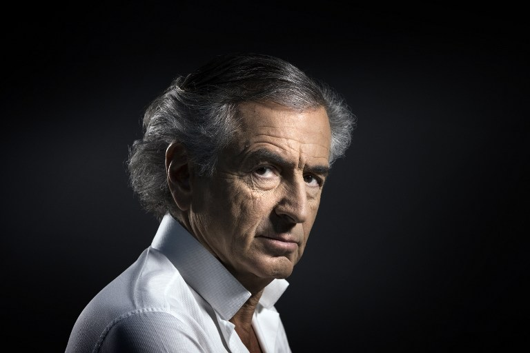 Jewish Thinker Bernard Henri Levy Goes To War Against Is The Times