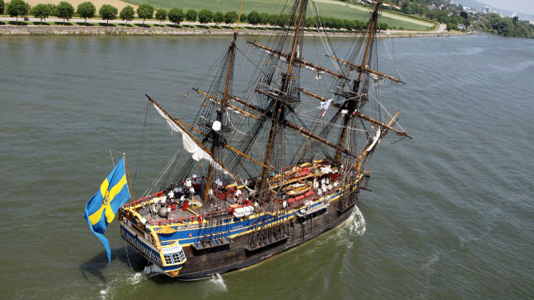 life size replica of 18th century ship up for sale the times of israel
