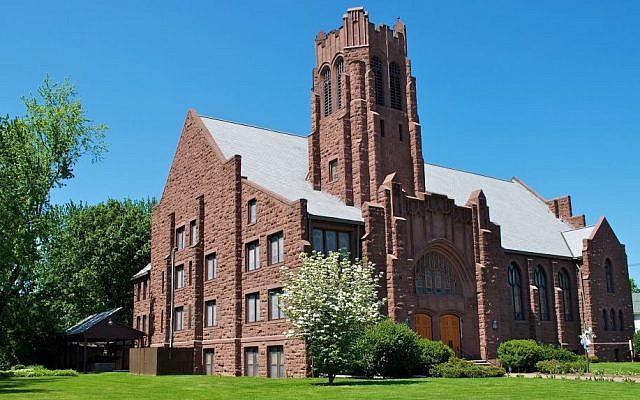 A United Methodist Church in Pennsylvania. CC BY-SA Brad Clinesmith, Flickr)