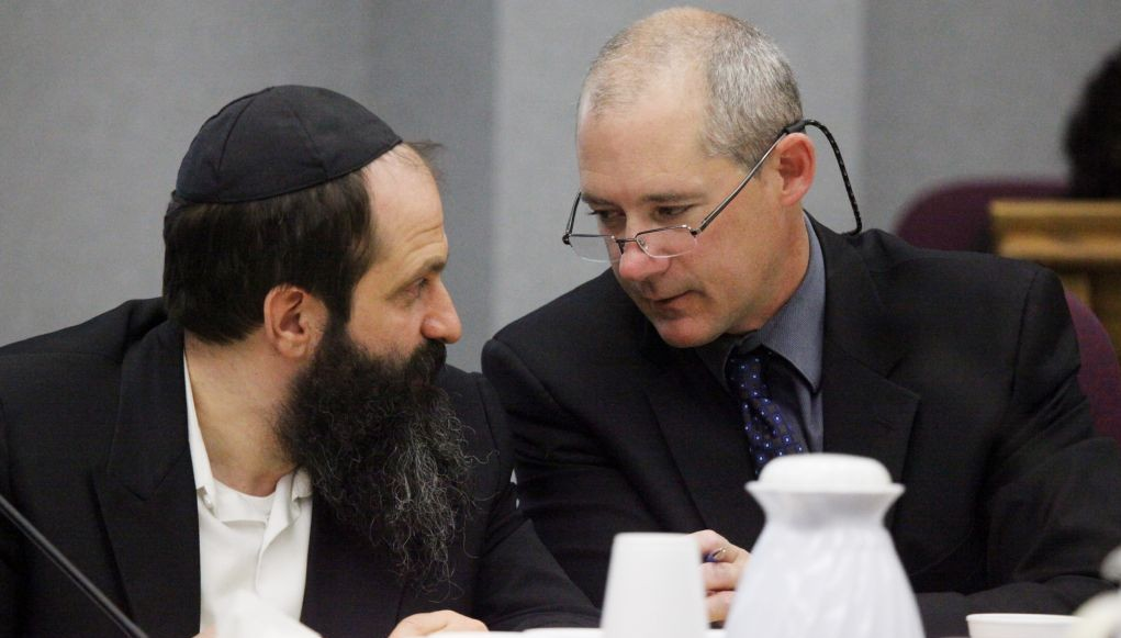 President Donald Trump Commutes Sentence of Shlomo Rubashkin