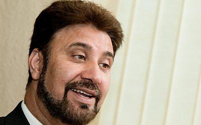 Labour MP Afzal Khan (Wikimedia Commons/CC BY-SA 3.0)