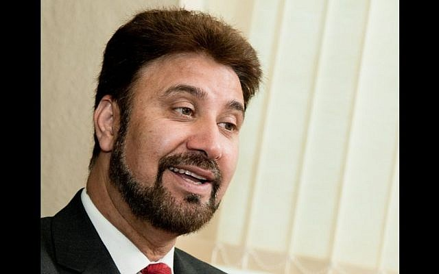 Labour MP Afzal Khan (Wikimedia Commons/CC BY-SA 3.0)