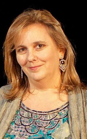 Ha'aretz daily newspaper staff writer Allison Kaplan Somme. (courtesy B'nai B'rith)