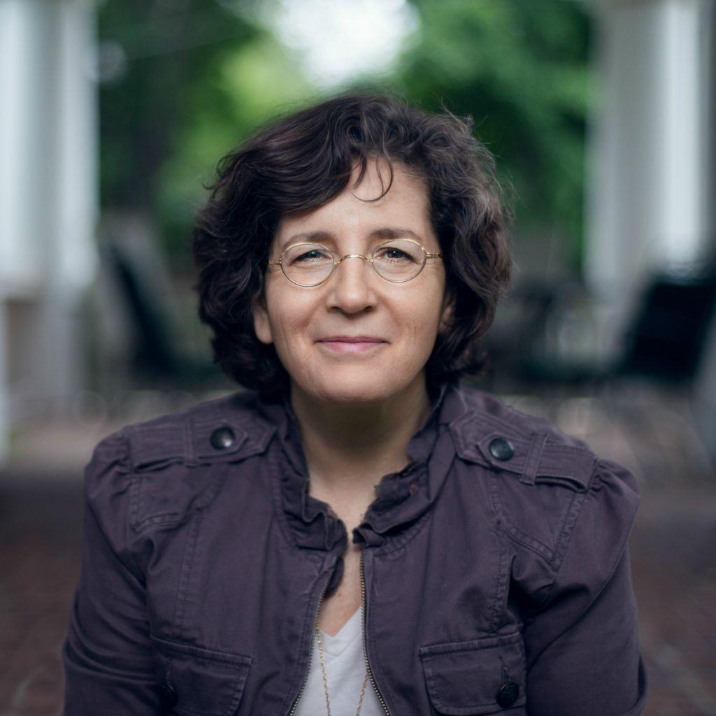 Betsy Lerner, author of 'Bridge Ladies: A Memoir' 2016 HarperCollins (Ian Christmann/via JTA)