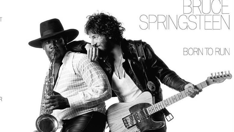 Born to Run album gatefold cover