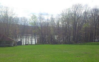 Camp Shoshanim near Lake Como, Pennsylvania (Facebook via JTA)