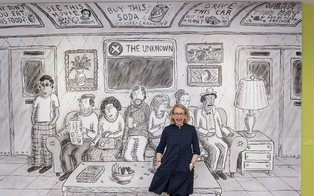 New Yorker Cartoonist Roz Chast Reflects On The Little Things In New