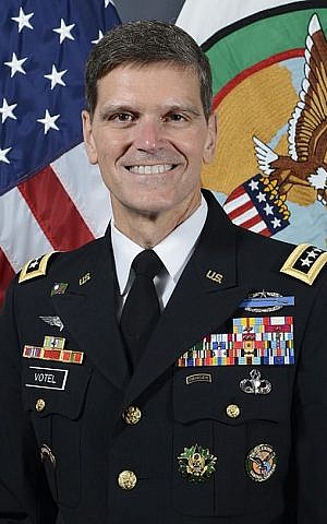 General Joseph Votel (USCENTCOM)