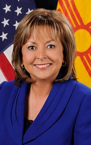 New Mexico State Governor Susana Martinez. (CC BY-SA Wikipedia)